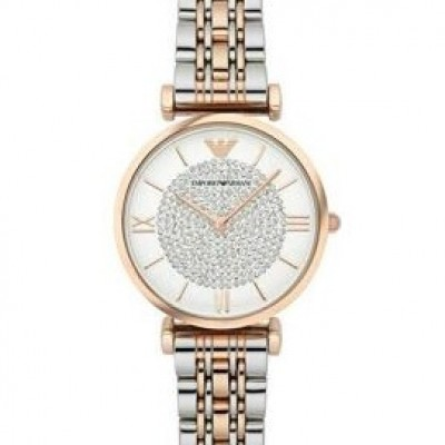 EMPORIO ARMANI AR1926 Woman two-hands stainless steel watch
