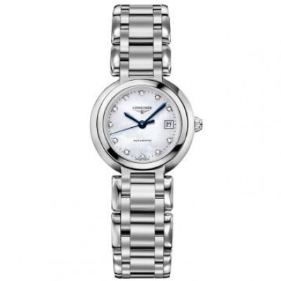 Longines PrimaLuna L8.111.4.87.6 26MM STAINLESS STEEL