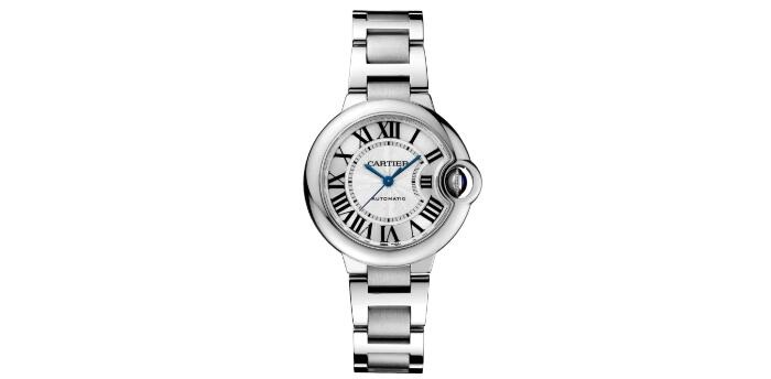 CARTIER W6920071 Blue Ballon 33 MM, STEEL