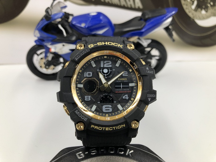 Casio G-Shock GWG-100GB-1AJF