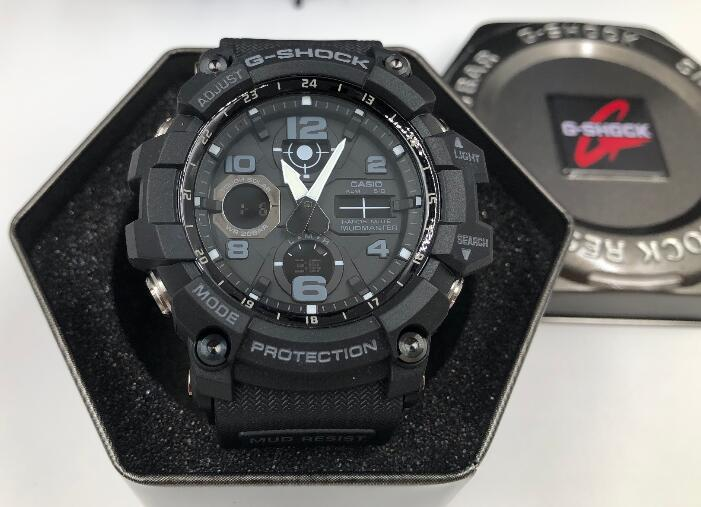 Casio G-shock GWG-100-1AJF