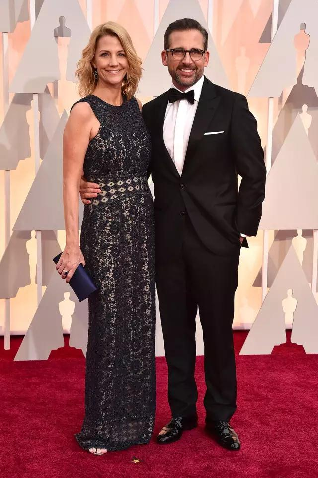 What were they wearing at the Oscars?