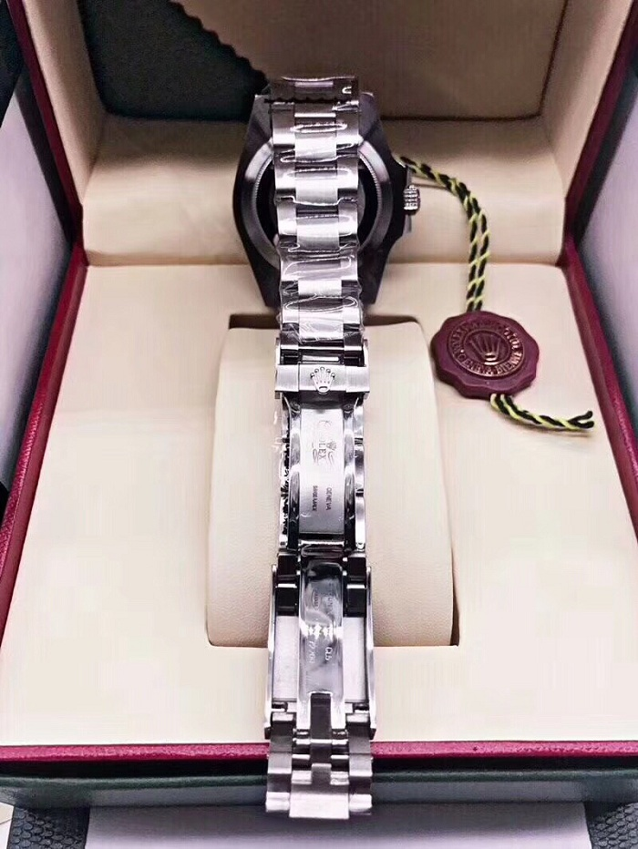 Rolex Submariner 40 116619 18K White Gold Automatic Men's Watch