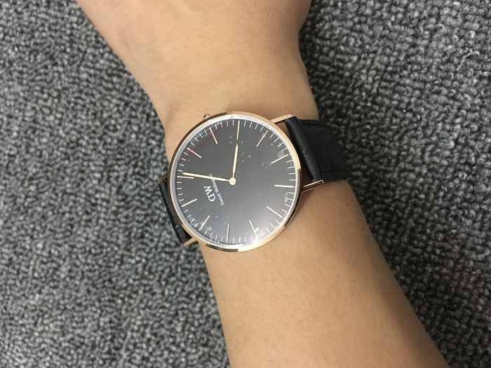 Daniel Wellington DW00100141 CLASSIC READING