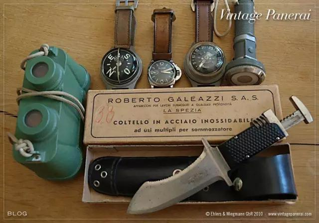 The History of Diver Watches Part 3: Introducing Panerai